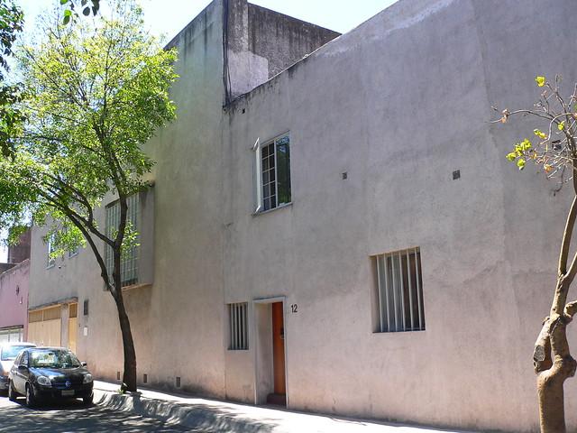 Casa Barragan - Exterior | Flickr - Photo Sharing!