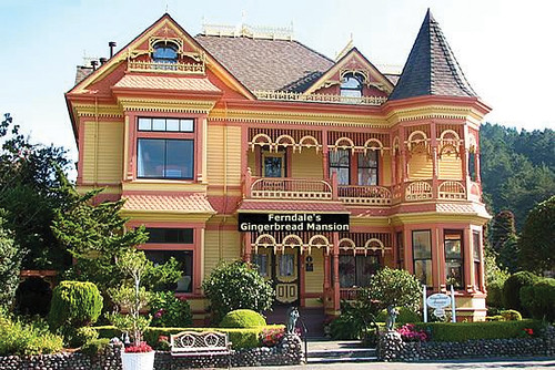 Ferndale Ca Bed And Breakfast Inns
