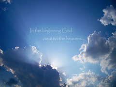 In the Beginning | by LuAnn Hunt
