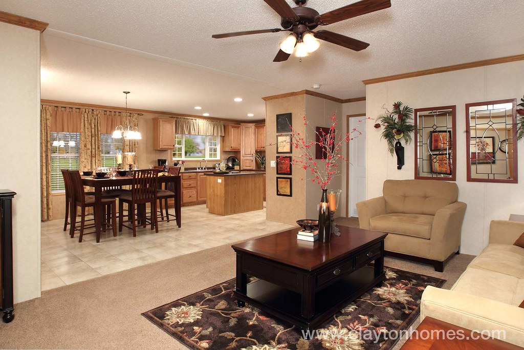 Cavalier Mobile Homes >> Wescott - Living Room | From the 2010 Tunica Show, the Wesco… | Flickr