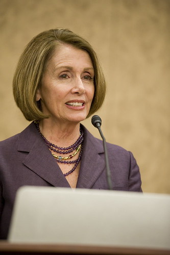 Speaker of the House Nancy Pelosi | by Jason Pier in DC