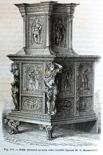 po le allemand en terre cuite maill e ilustraciones de flickr. Black Bedroom Furniture Sets. Home Design Ideas