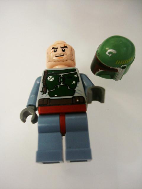 Lego Jango Fett And Boba Fett Jango Fett Lego Starwars   by