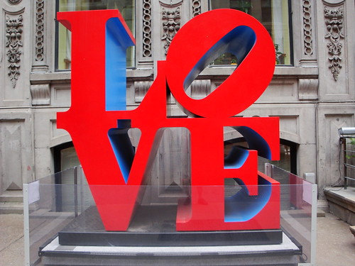 LOVE Statue - Montreal | by spcbrass