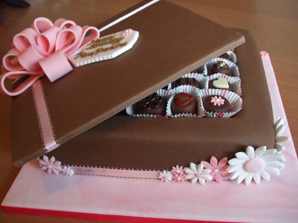 Bakery Style Cake From Box