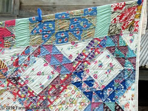 Vintage Quilts 1 | by Farmgirl Susan
