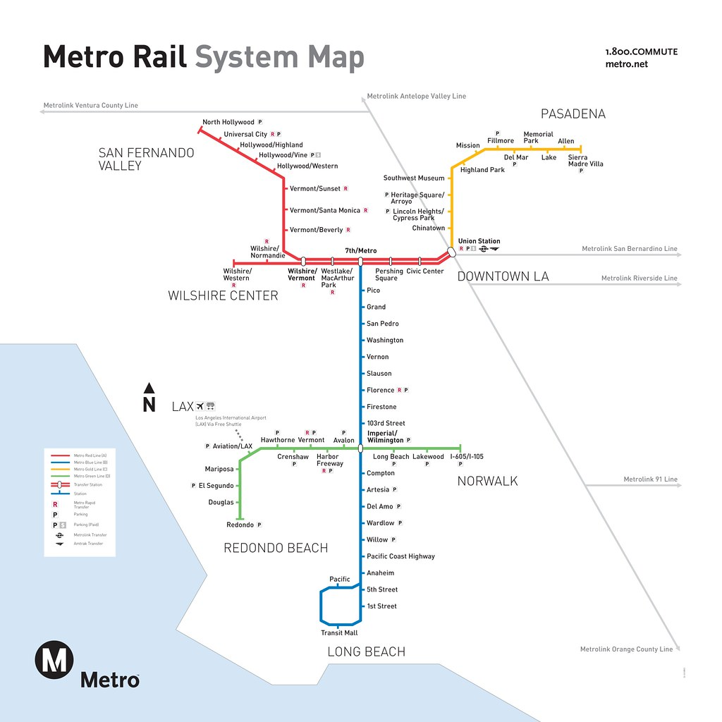 Los Angeles Metro Rail Station Map Of The Future YouTube LA Metro - Los angeles metro line map