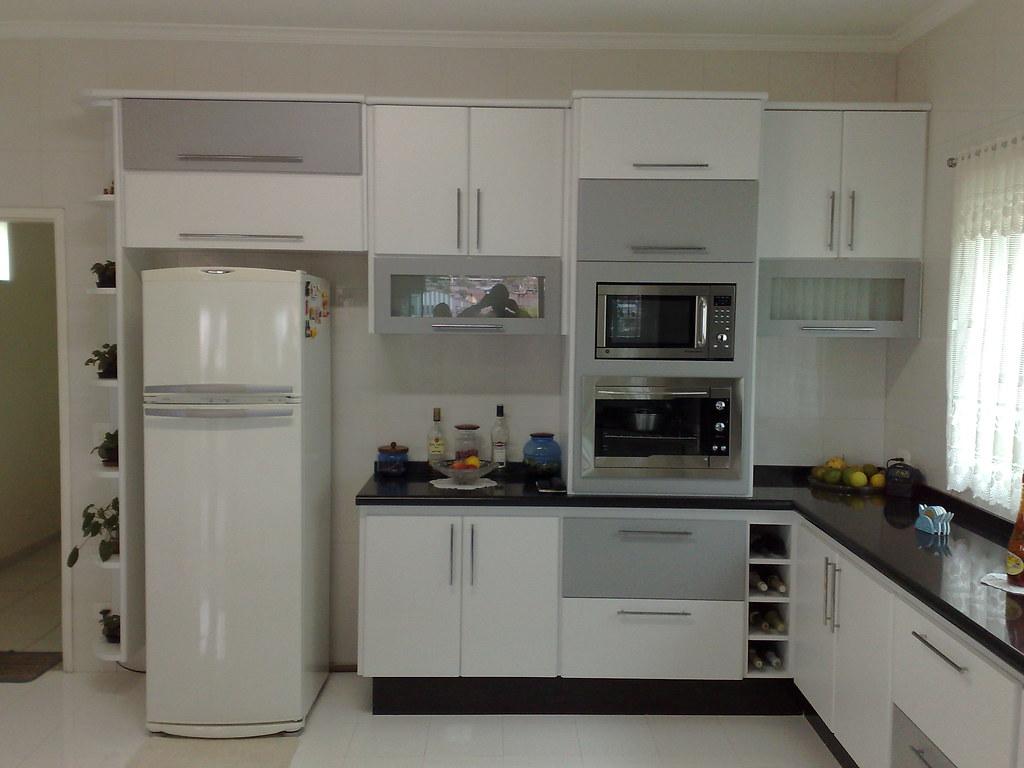 Armario Em Aco Ricardo Eletro : Armario de cozinha planejado ricardo eletro beyato