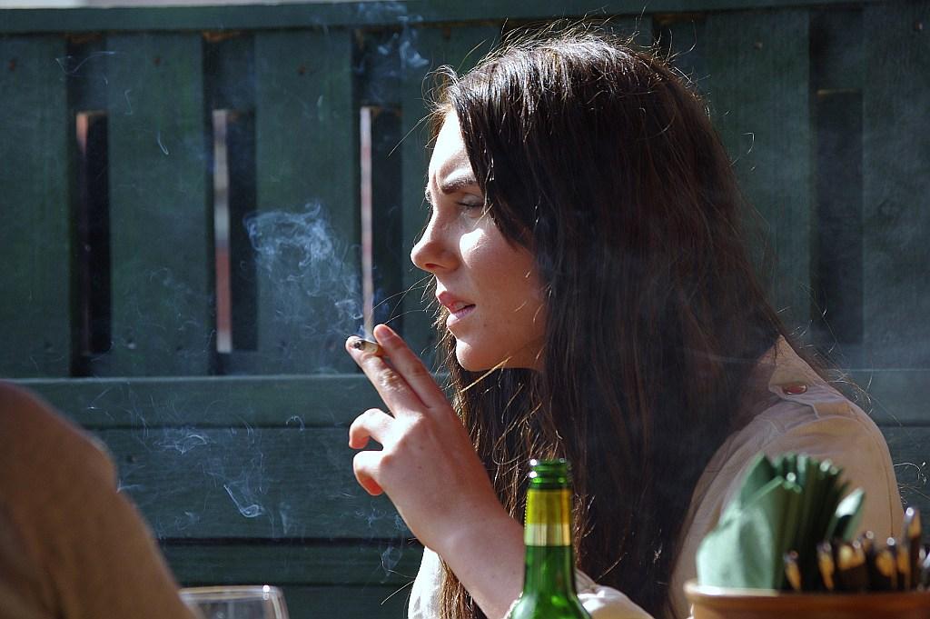 jag vill röka