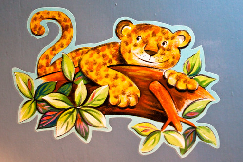 Childrens Ward: Leopard | by thirtyfootscrew