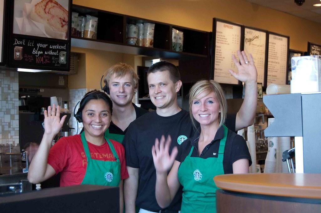 Starbucks Jobs Kitchener