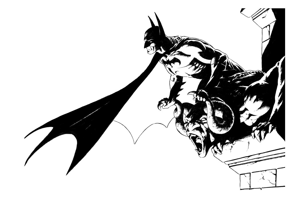 Batman Vector Juan Lopez V Flickr