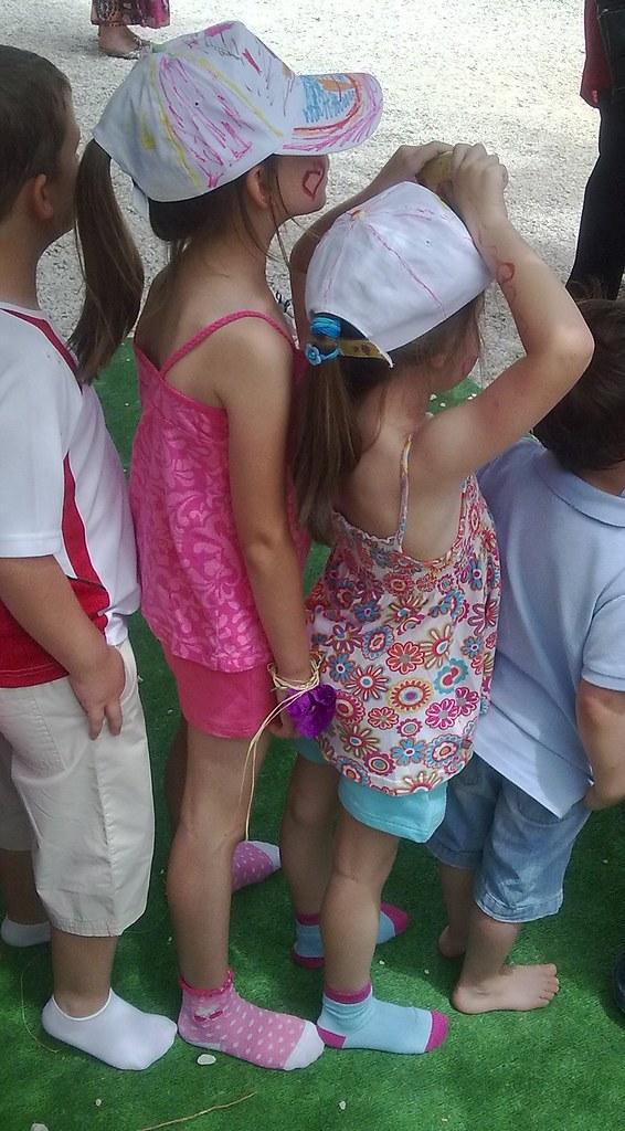 Kids Waiting In Line For Trampoline 2 Vassilis Flickr