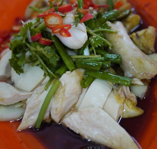 老黄 - 芽菜鸡