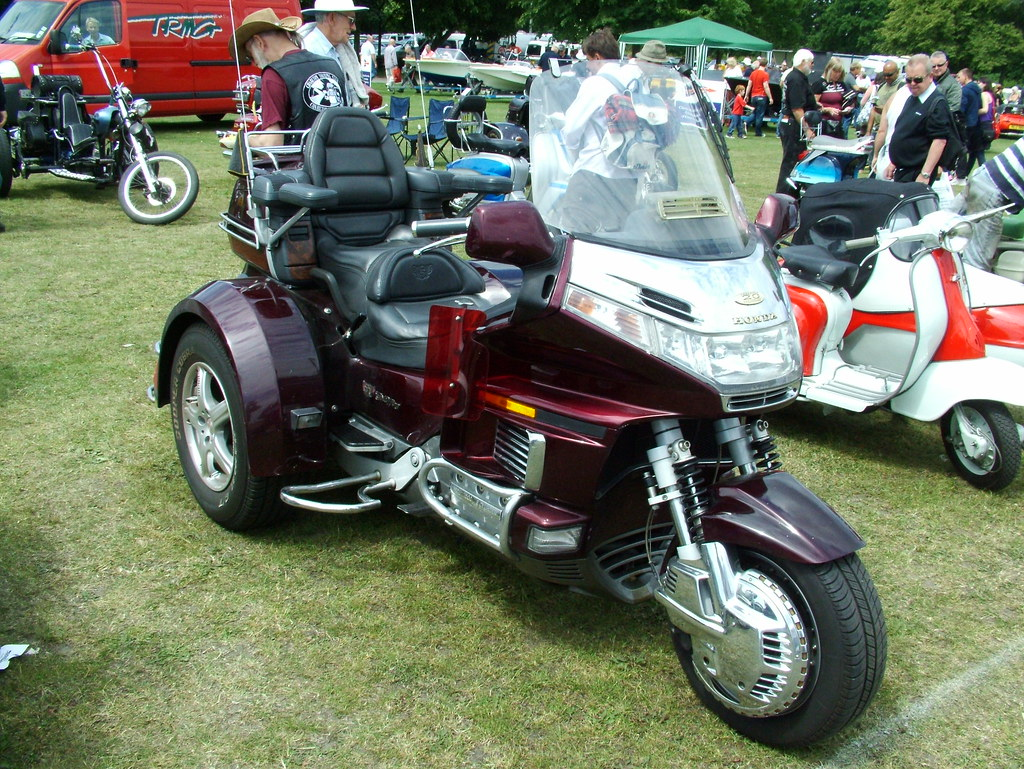 B And E Honda >> GL1500 'Goldwing' Trike | 1992 Honda GL1500 'Goldwing' Trike… | Flickr