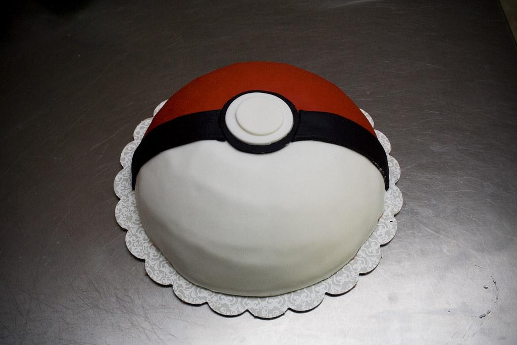 Pokeball Cake Pan