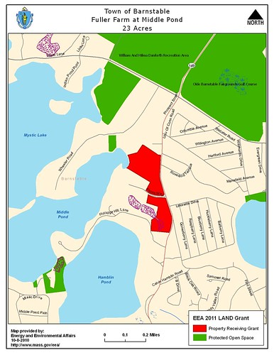Barnstable Fuller Farm | by Massachusetts Energy and Environmental Affairs