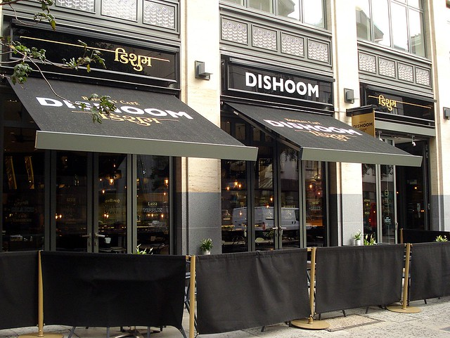 Dishoom Covent Garden London Wc2 Flickr Photo Sharing