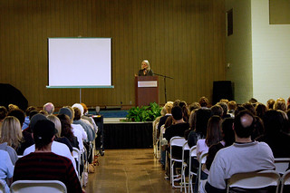 Celebrated author Terry Tempest Williams speaking at CSUCI | by California State University Channel Islands