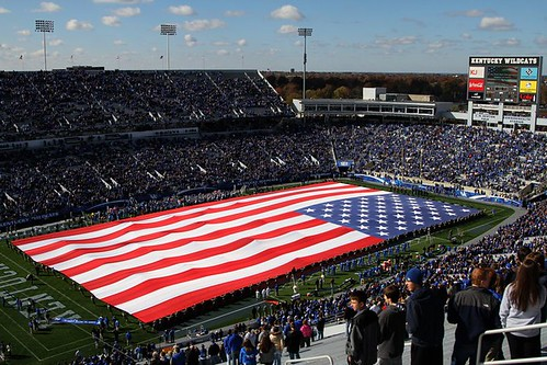 She's a grand old flag | by University of Kentucky
