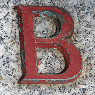 letter B | by Leo Reynolds