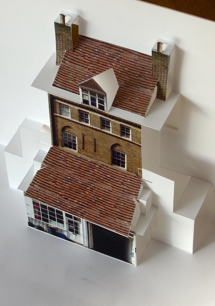 Photographic Origamic Architecture