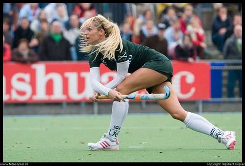 Helene Hendriks scoort strafbal voor Rotterdam | th33 | Flickr