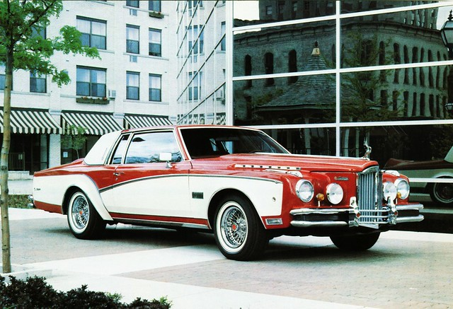 Z Coupe >> 1981 Packard Custom Coupe by Bayliff Coach Corporation | Flickr