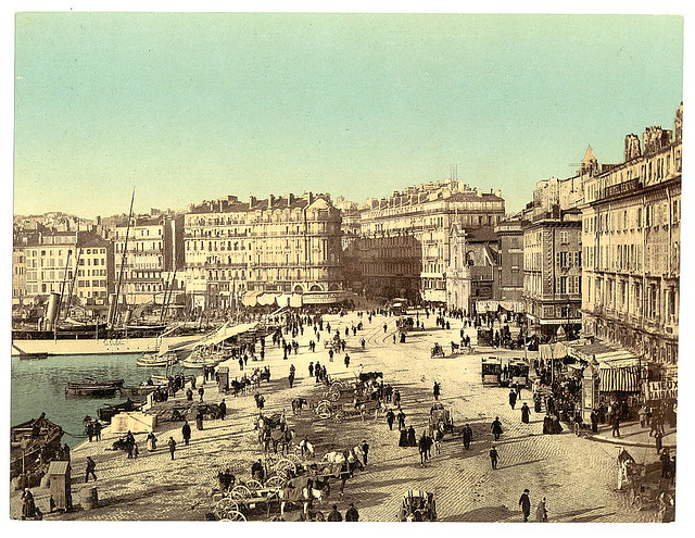 Old harbor vieux port marseille france with hotel be flickr - New hotel vieux port marseille booking com ...