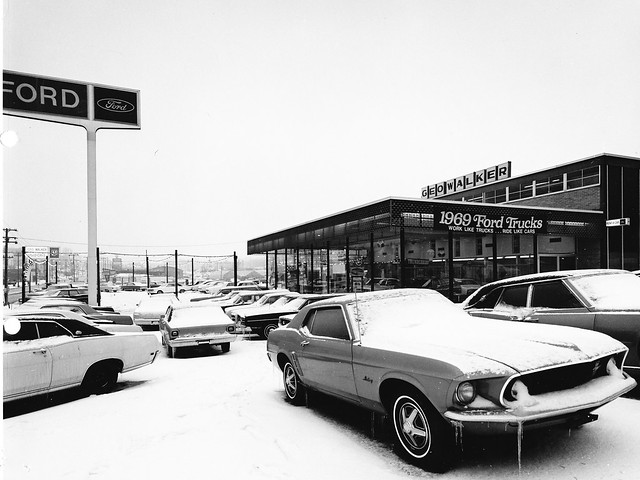 vintage ford motor company dealerships an album on flickr
