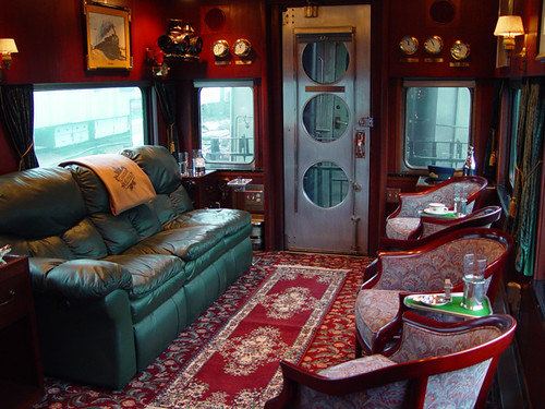 ... Private Rail Car Metis   Interior Lounge | By Train Chartering U0026  Private Rail Cars
