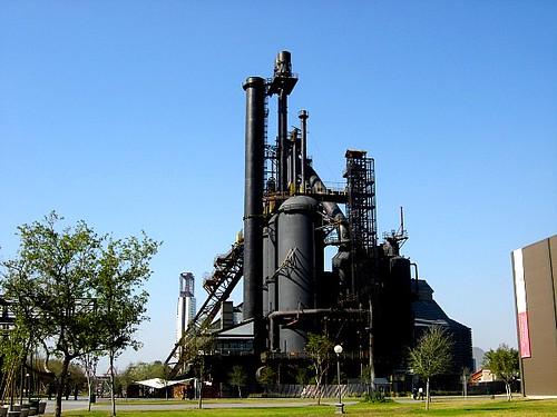 Museo del Acero, horno 3, Monterrey | Steel Museum ...