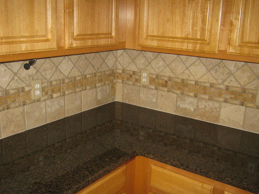 Backsplash Tile Kitchen For Small Space