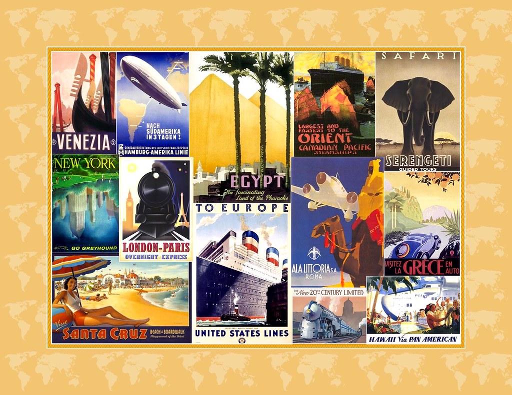 Travel Wallpaper Full Screen