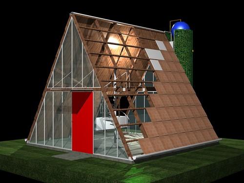 Casa ecol gica prefabricada img 33 i igo ortiz - Casa ecologica prefabricada ...