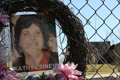 Artifacts from the Fence: Kathy Leinen