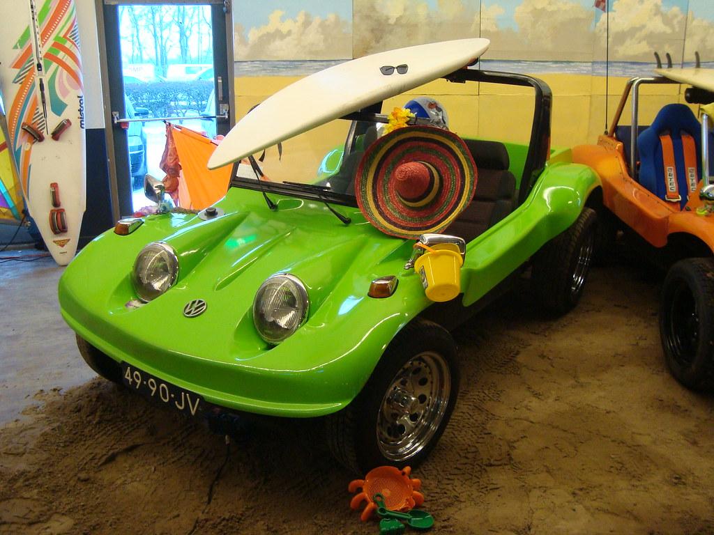 Vw Dune Buggy >> Ruska Super Buggy (1969 VW Käfer base) | 9 January, Autotron… | Flickr