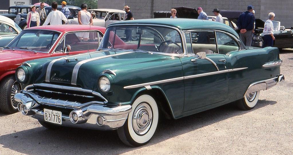 1956 pontiac laurentian 2 door hardtop richard for 1956 pontiac 4 door hardtop
