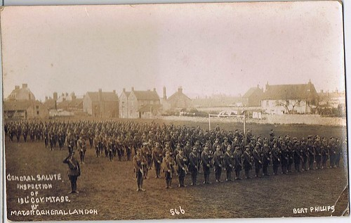 WW1 - May, 1915 -134 Coy MTASC - Wells, Somerset - 3 | by anniemcc