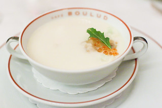 cauliflower veloute | by embem30