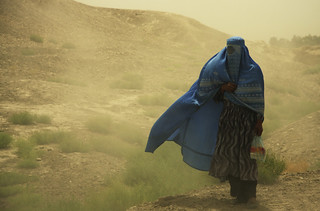 Woman with Burqa | by AfghanistanMatters