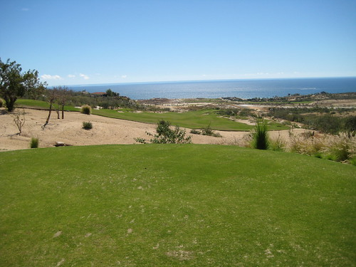 Puerto Los Cabos Golf Club #14 Tee Box