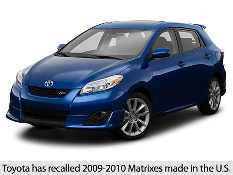 2010 matrix toyota has recalled 2009 2010 matrixes made. Black Bedroom Furniture Sets. Home Design Ideas