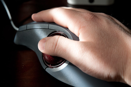 Microsoft TrackBall Optical | by shawncampbell