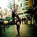 shinjuku streets, tokyo