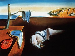 The Persistence of Memory 1931 Salvador Dali | by thewristwatcher