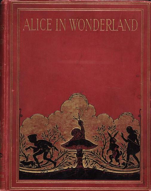 Book Cover Tutorial Illustrator : Alice in wonderland illustrator hudson cover