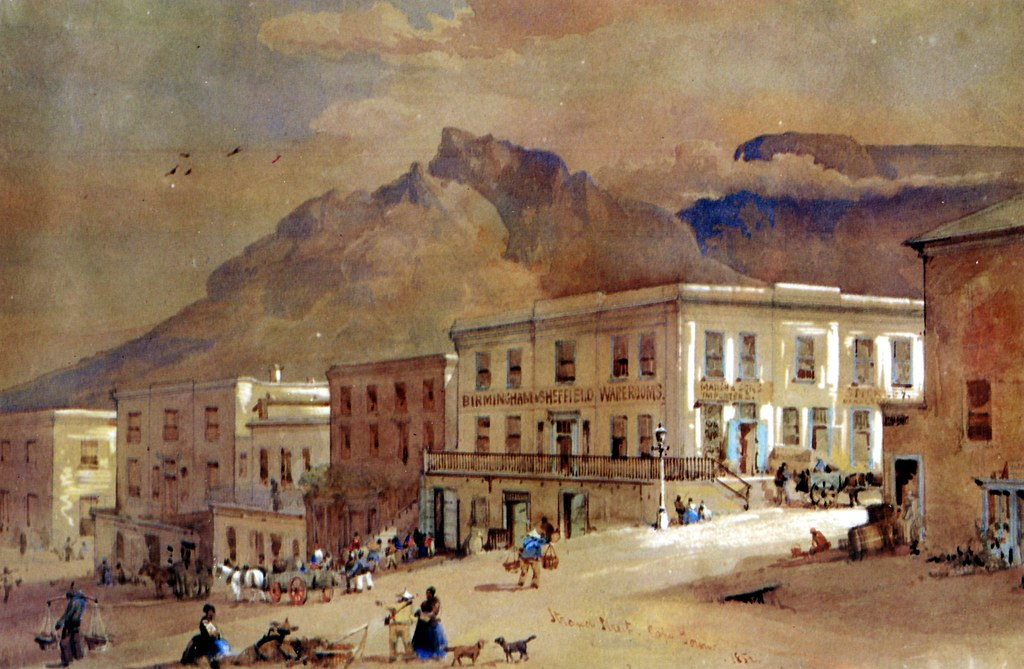 cape town history in art
