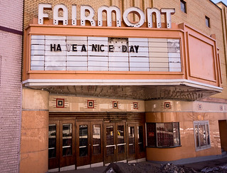 Fairmont Theater | by congoeels