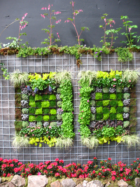 artificial vertical garden Sydney